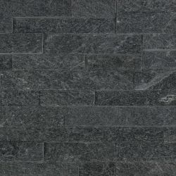 MS International M-Series Rockmount Stacked Stone Mini, Coal Canyon Mini Wall Coverings