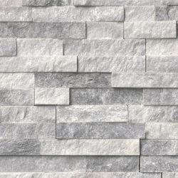 MS International Rockmount Stacked Stone, Alaska Gray Wall Coverings