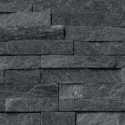 MS International Rockmount Stacked Stone, Coal Canyon Wall Coverings