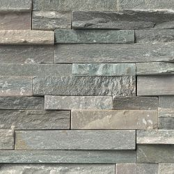 MS International Rockmount Stacked Stone, Sierra Blue Wall Coverings