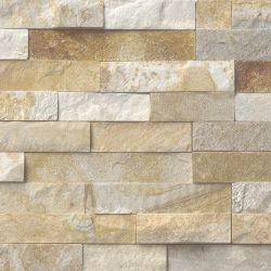 MS International Rockmount Stacked Stone, Sparkling Autumn Wall Coverings