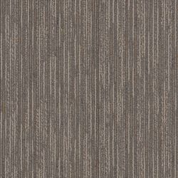 Shaw Floorigami Striation, Gray Furrow Carpet Tile