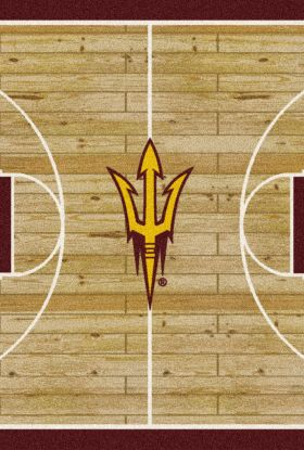 Milliken College Home Court Arizona State Multi