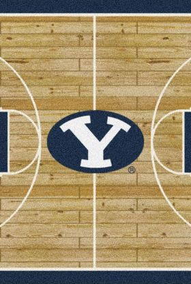 Milliken College Home Court Brigham Young Multi