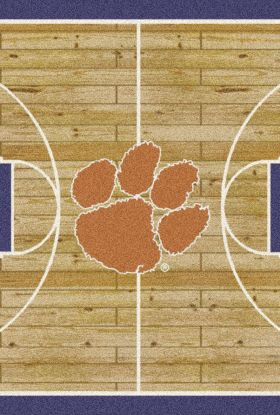 Milliken College Home Court Clemson Multi