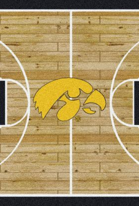 Milliken College Home Court Iowa Multi