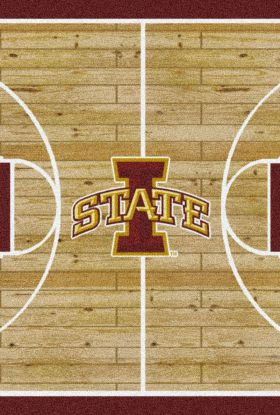 Milliken College Home Court Iowa State Multi