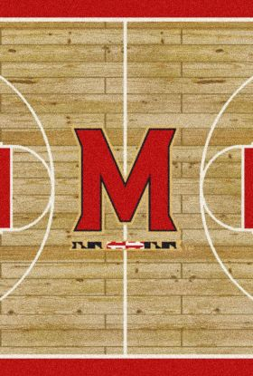 Milliken College Home Court Maryland Multi
