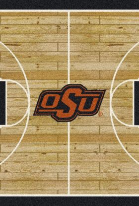Milliken College Home Court Oklahoma State Multi