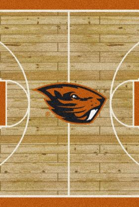 Milliken College Home Court Oregon State Multi