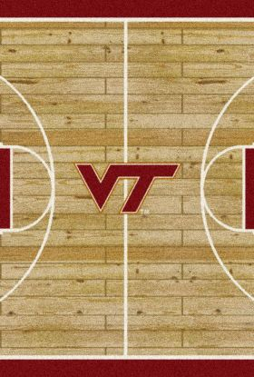 Milliken College Home Court Virginia Tech Multi