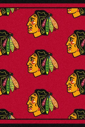 Milliken NHL Team Repeat Chicago Blackhawks Multi