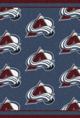 Milliken NHL Team Repeat Colorado Avalanche Multi