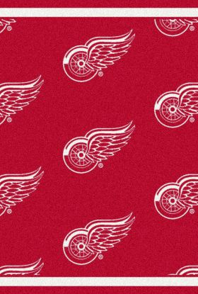 Milliken NHL Team Repeat Detroit Redwings Multi