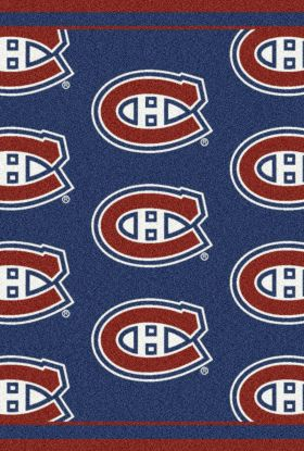 Milliken NHL Team Repeat Montreal Canadians Multi