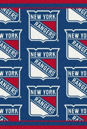 Milliken NHL Team Repeat New York Rangers Multi
