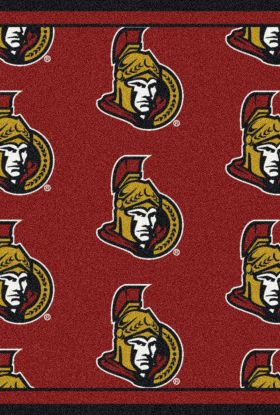 Milliken NHL Team Repeat Ottawa Senators Multi