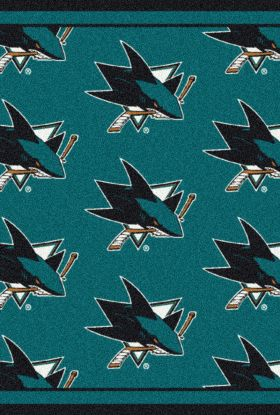 Milliken NHL Team Repeat San Jose Sharks Multi
