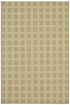 Karastan Rugs Design Concepts Woolston Plaid Harvest Tan