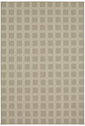 Karastan Rugs Design Concepts Woolston Plaid Shoreline Beige