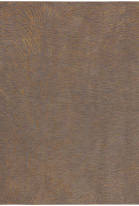 Karastan Rugs Enigma Spectral Brushed Gold Smokey Grey