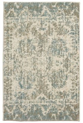 "Karastan Rugs Touchstone Le Jardin Natural by Patina Vie Elephant Skin 2'0"" x 3'0"" Scatter"