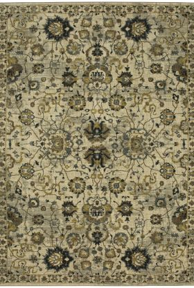 Karastan Rugs Touchstone Deveron Willow Grey Multi