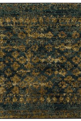 "Karastan Rugs Spice Market Faded Arabesque Sapphire by Patina Vie Sapphire 2'0"" x 3'0"" Scatter"