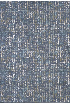 Karastan Rugs Expressions Wellspring Admiral Blue by Scott Living Admiral Blue