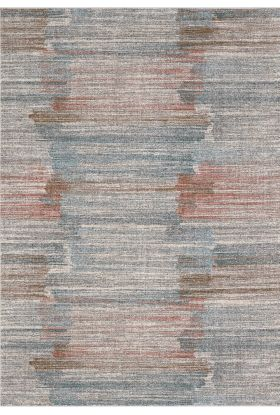 Karastan Rugs Enigma Horizon Clay Antique White