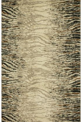 Karastan Rugs Crescendo Serengeti Grey Cream