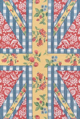 Madcap Cottage Summer Garden Smm-1 Think Of  England Multi