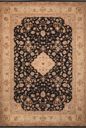 Nourison Heritage Hall Traditional, Black