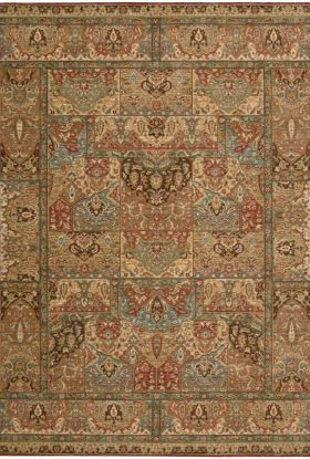 Nourison Living Treasures Traditional, Multicolor