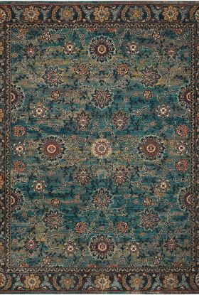Nourison 2020 Traditional, Rustic/Vintage, Marine