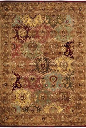 Nourison Jaipur Traditional, Multicolor