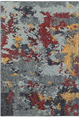 Oriental Weavers Evolution 8036c Blue