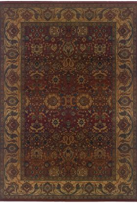 Oriental Weavers Kharma 332c Red