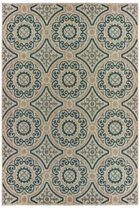 Oriental Weavers Latitude 609x Grey