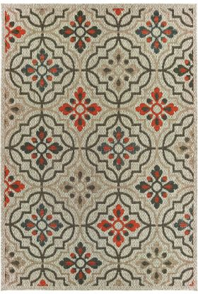 Oriental Weavers Latitude 709y Grey