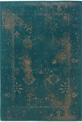 Oriental Weavers Revival 3690d Teal
