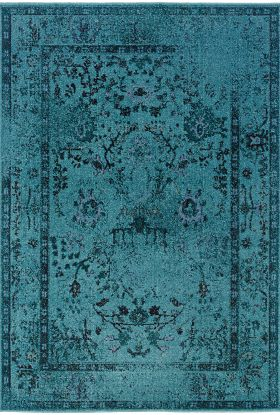 Oriental Weavers Revival 550h Teal