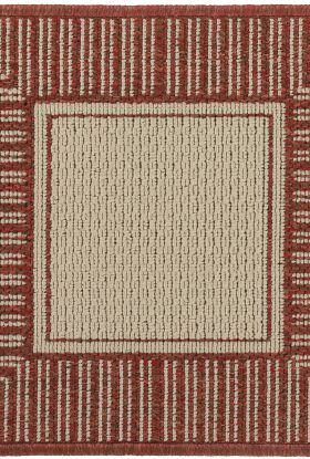 Surya Alfresco Alf-9683 Burnt Orange