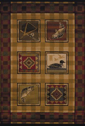 United Weavers Affinity Southwestern/Lodge