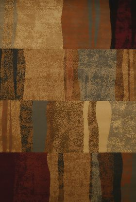 United Weavers Affinity Contemporary Brown