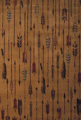 United Weavers Affinity Southwestern/Lodge Natural