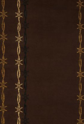 United Weavers Affinity Barb Wire Brown