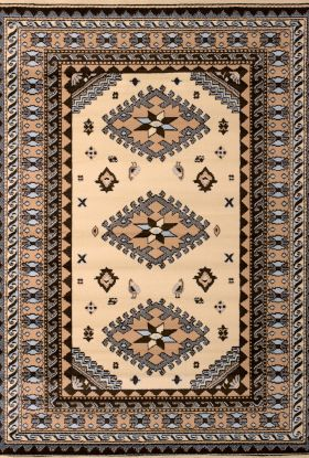 United Weavers Dallas Traditional/Transitional Ivory
