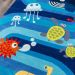 Momeni Lil Mo Whimsy Lmj21 Contemporary Ocean Life Blue Room Scene