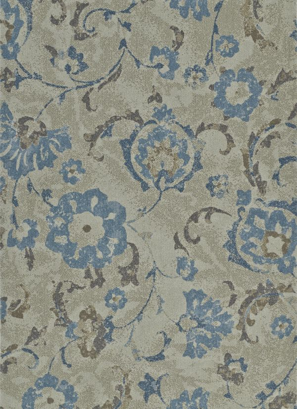 "Dalyn Geneva Gv160 Linen 5'3"" x 7'7"" Collection"